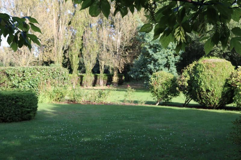 Le jardin du hindr for Entretien jardin saint malo